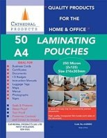 Cathedral (A4) Laminating Pouch 250 Microns (Pack 50)