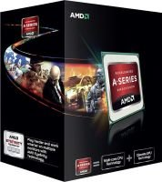 AMD A8 5600K Black Edition 3.6GHz Socket FM2 4MB L2 Cache Retail Boxed Processor