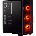 CORSAIR Carbide Series RGB Tempered Mid Tower ATX Case