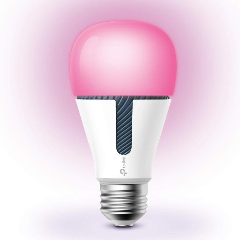 TP Link Kasa KL130 E27 Smart Wi-Fi LED Bulb with Colour Changing - Works with Alexa/Google Home