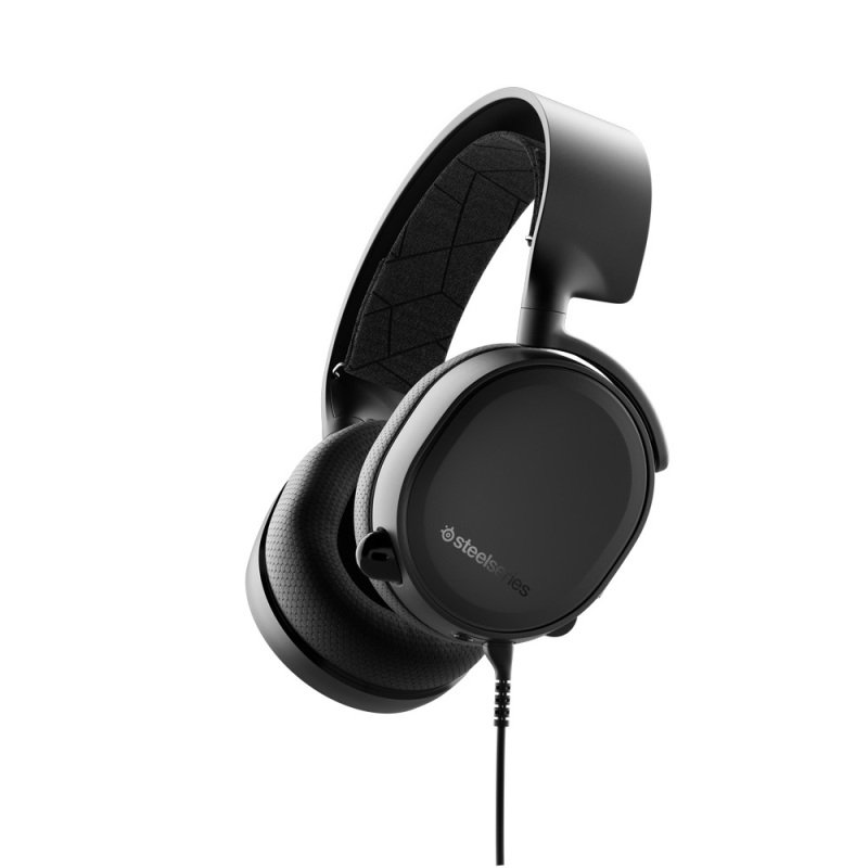 Steelseries Arctis 3 Black Gaming Headset