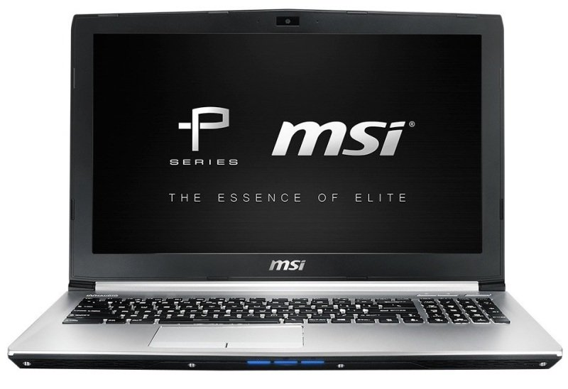"MSI PL60 7RD 006UK Intel Core i5, NVIDIA GeForce GTX 1050, 15.6"", 8GB RAM, 1TB HDD, Windows 10, Notebook - Silver"