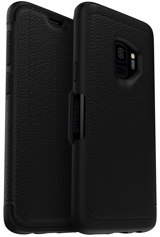 OtterBox Strada Series Folio Case for Galaxy S9
