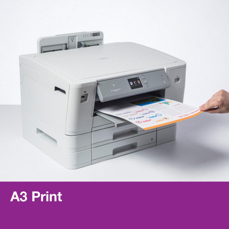 Brother HL-J6100DW A3 Colour Inkjet Printer