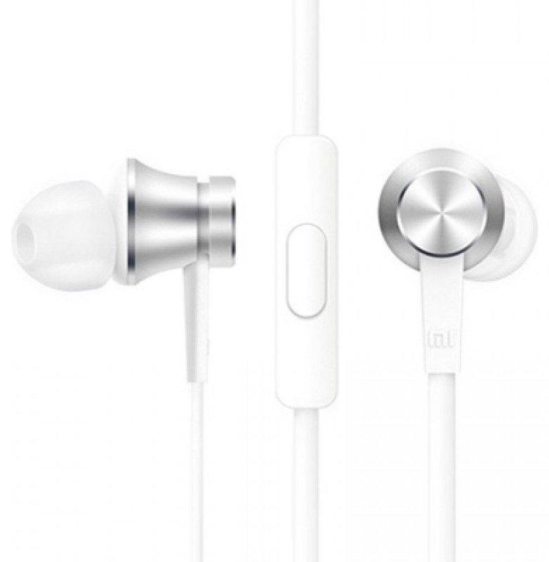 MI In-Ear Silver Headphones