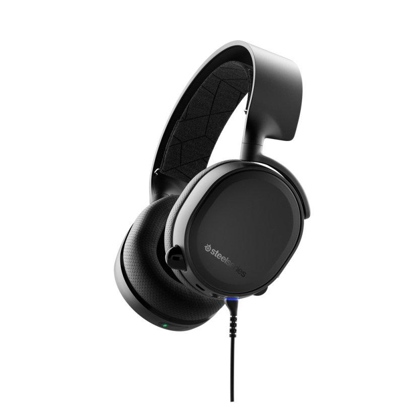 Steelseries Arctis 3 Black Bluetooth Gaming Headset