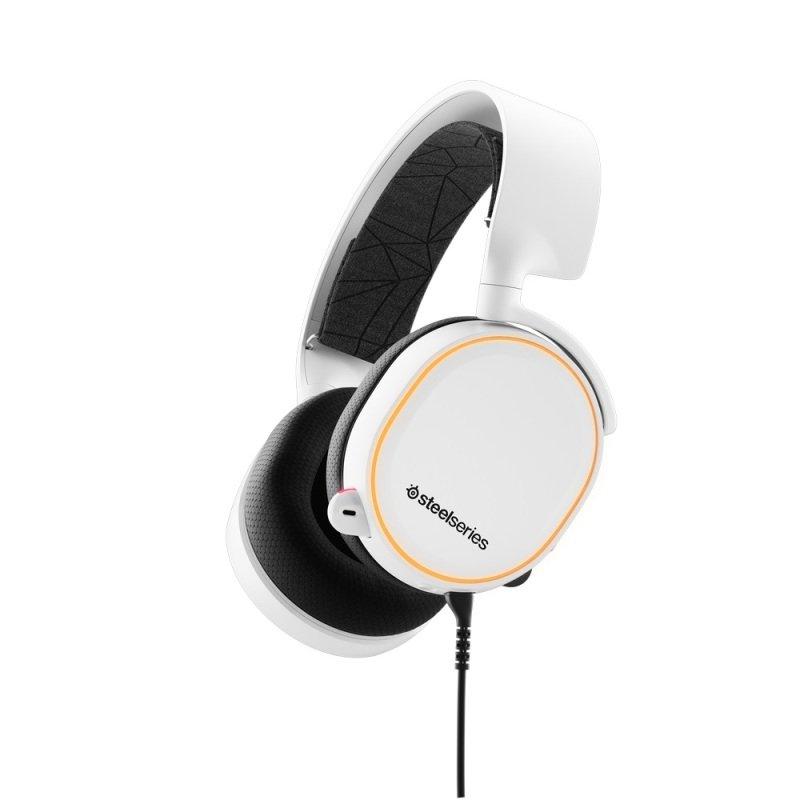 Steelseries Arctis 5 White Headset