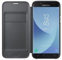 Samsung Galaxy J5 Wallet Cover Black (2017)