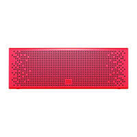 Mi Bluetooth Red Wireless Speaker