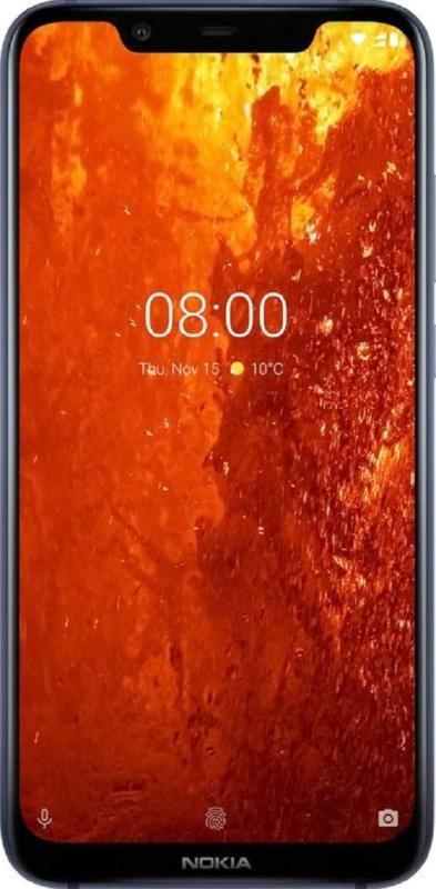 Nokia 8.1 64GB - Blue
