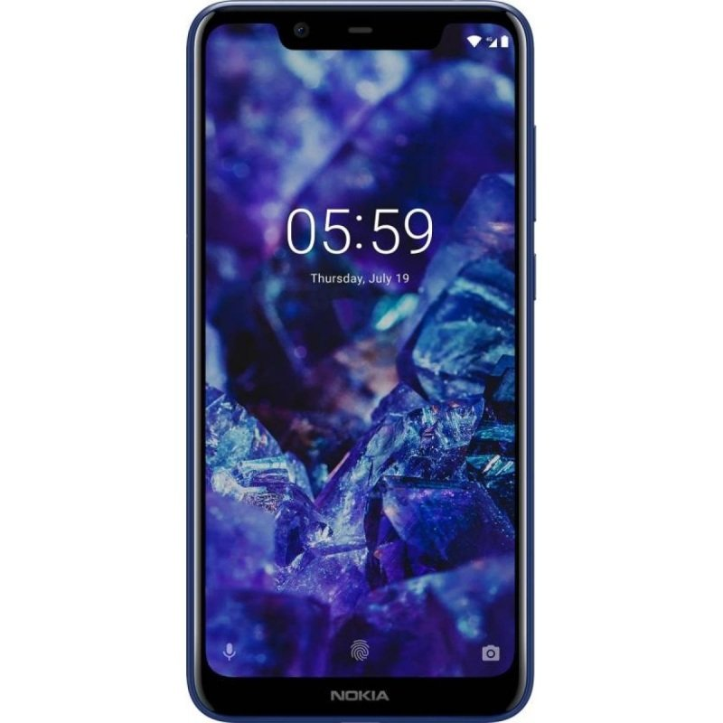 Nokia 5.1 Plus 32GB - Blue
