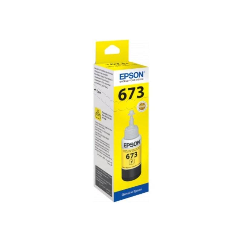 Ink Cart/L800 Series 70ml yellow