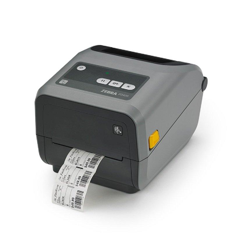 """Zebra ZD420 Desktop Label Printer 4"""" Direct Thermal 203 dpi with BTLE UZebra ZD420 Desktop Label Printer 4"""" Direct Thermal 203 dpi with BTLE USB USB Host and EthernetSB USB Host and Ethernet"""