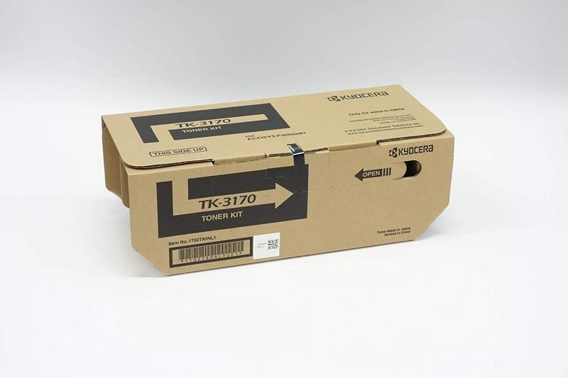 Kyocera 1T02T80NL1 TK-3170 Black Toner