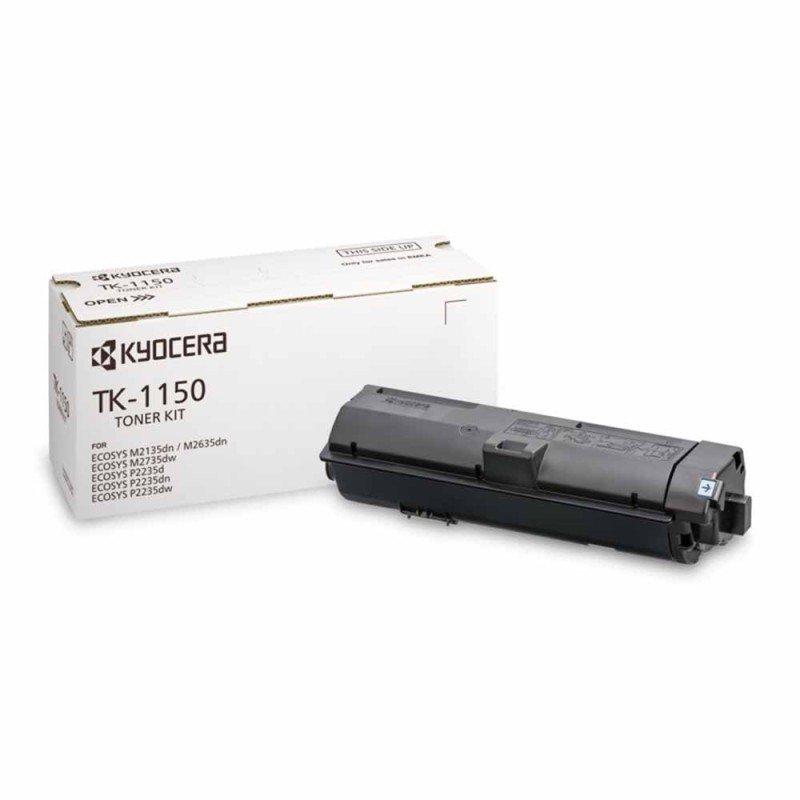 Kyocera 1T02RV0NL0 TK-1150 Black Toner Cartridge