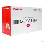 Canon 0483c002 Exv51m Magenta Toner