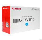 Canon 0482c002 Exv51c Cyan Toner