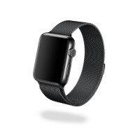 Jivo Milanese Strap Apple Watch 38mm Bl