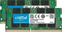 Crucial 32GB Kit (16GBx2) DDR4-2400 SODIMM Memory