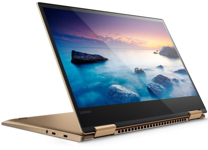 "Lenovo Yoga 720 2-in-1 Intel Core i5, 13.3"", 8GB RAM, 128GB SSD, Windows 10 Home, Notebook - Copper"