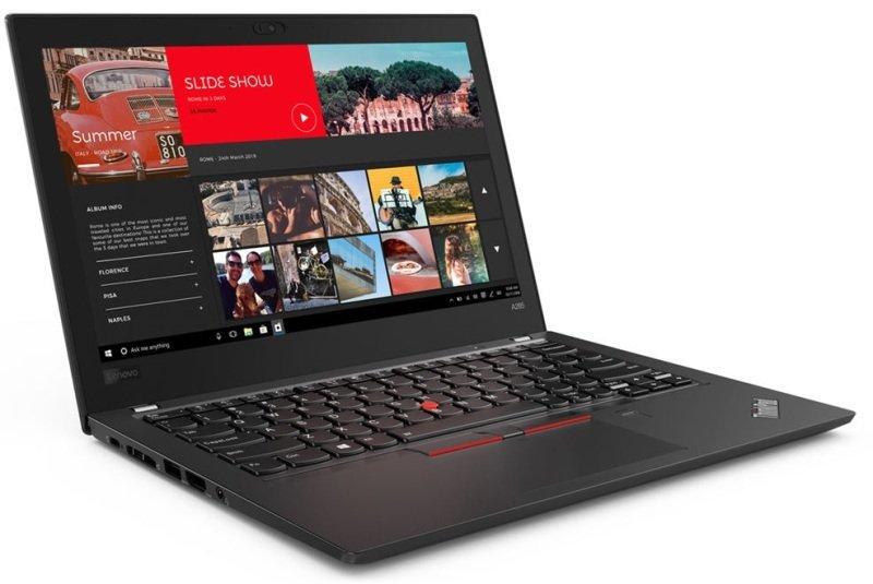 "Lenovo ThinkPad A285, AMD Ryzen 5, 12.5"", 8GB RAM, 256GB SSD, Windows 10 Pro, Notebook - Black"