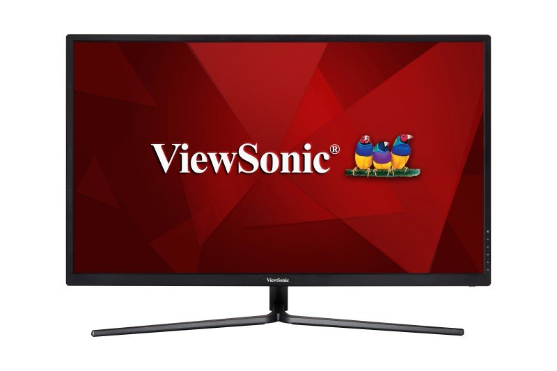 Image of ViewSonic VX3211-4K-MHD 32 Inch 4K UHD Monitor with 99% sRGB Color Coverage HDR10 FreeSync HDMI and DisplayPort
