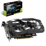 Asus GeForce DUAL GTX 1660 Ti 6GB OC Graphics Card