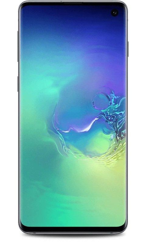 Samsung Galaxy S10 512GB Phone - Prism Green