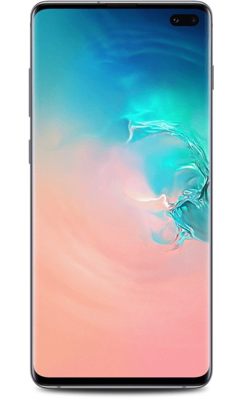 Samsung Galaxy S10+ 128GB Phone - Prism White