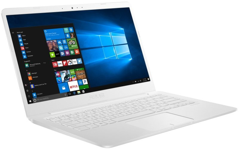 ASUS E406MA Laptop - White