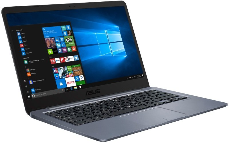 ASUS E406MA Laptop - Grey