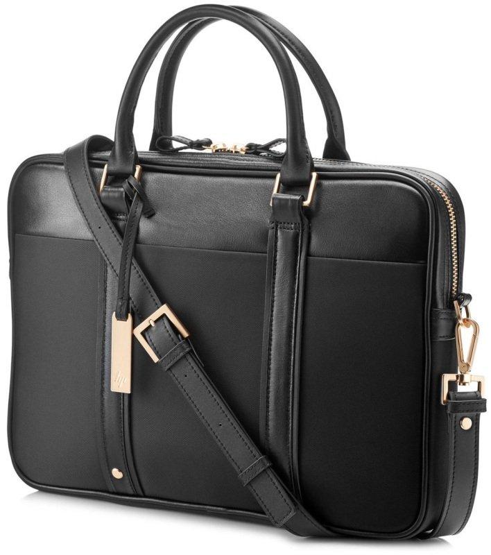 "HP 14"" Spectre Slim Topload Copper Finish Bag"