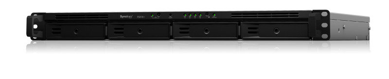 Synology RS818+ 16TB (4 x 4TB SGT-IW) 4 Bay NAS Rack Unit