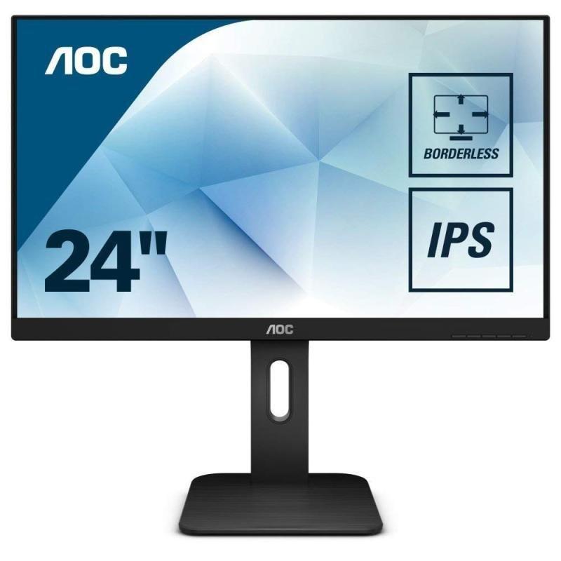 "AOC 24P1 23.8"" Full HD IPS Monitor"