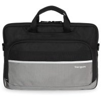 "Targus Education 11.6"" Shoulder Laptop Bag Black/Grey"