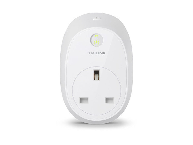 TP LINK HS110 Wi-Fi Smart Plug with Energy Monitoring V2.1 - Works with Alexa/Google Home