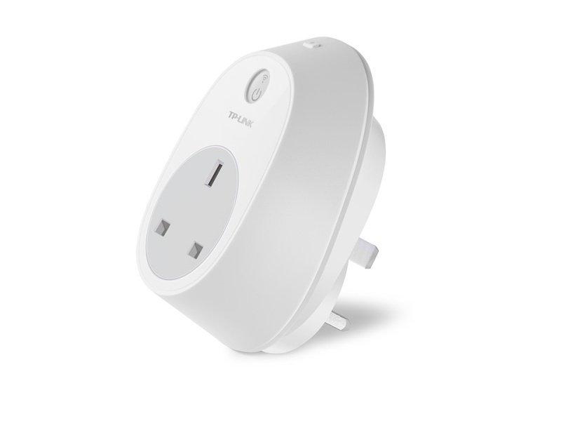 TP-LINK HS100 Wi-Fi Smart Plug - V2.1 - Works with Alexa/Google Home