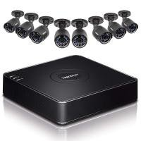 TRENDnet 8-Channel HD CCTV DVR Surveillance Kit