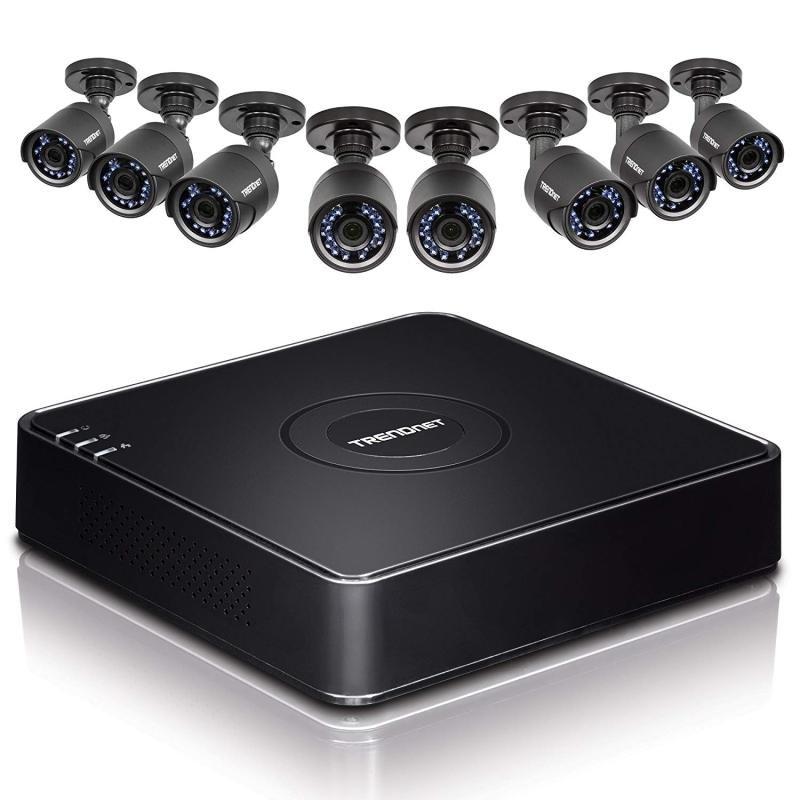 TRENDnet 8-Channel HD CCTV DVR Surveillance Kit