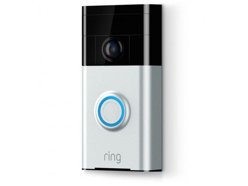 Ring Doorbell - Satin Nickel
