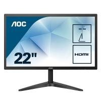 "AOC 22B1HS 21.5"" Full HD IPS Monitor"