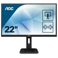 "AOC 22P1 21.5"" VA LED Full HD Monitor"