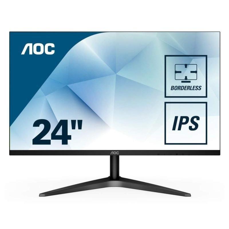 "AOC 24B1XHS 23.8"" IPS Full HD Monitor"
