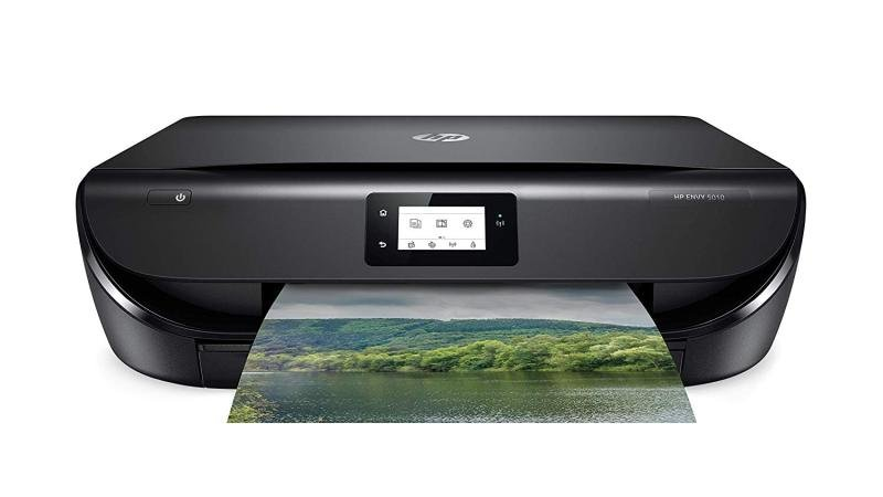 HP ENVY 5010 All-in-One Wireless Inkjet Printer