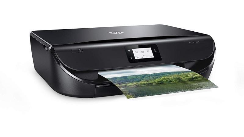 HP ENVY 5010 All-in-One Wireless Inkjet Printer