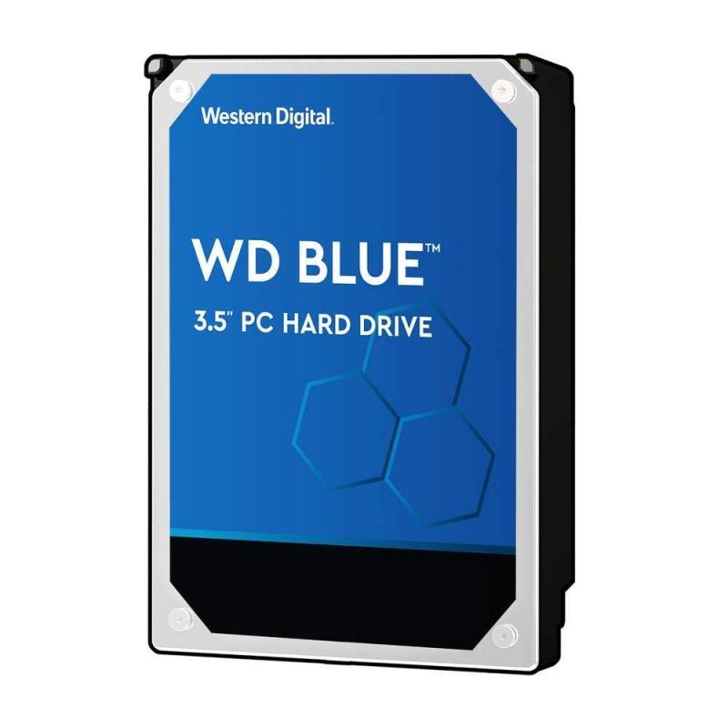 WD Blue 6TB HDD 3.5 SATA 256MB - WD60EZAZ