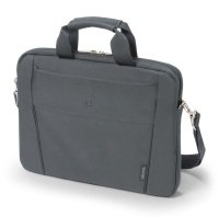 "Dicota 15-15.6"" Grey Laptop Slim Case"