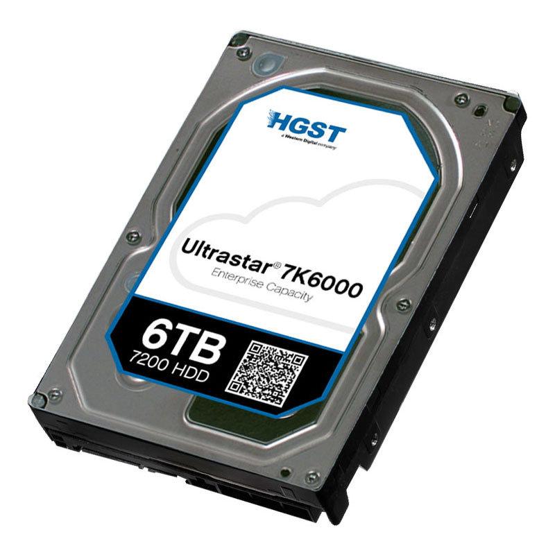 Western Digital Ultrastar 7K6000 6TB Hard Drive