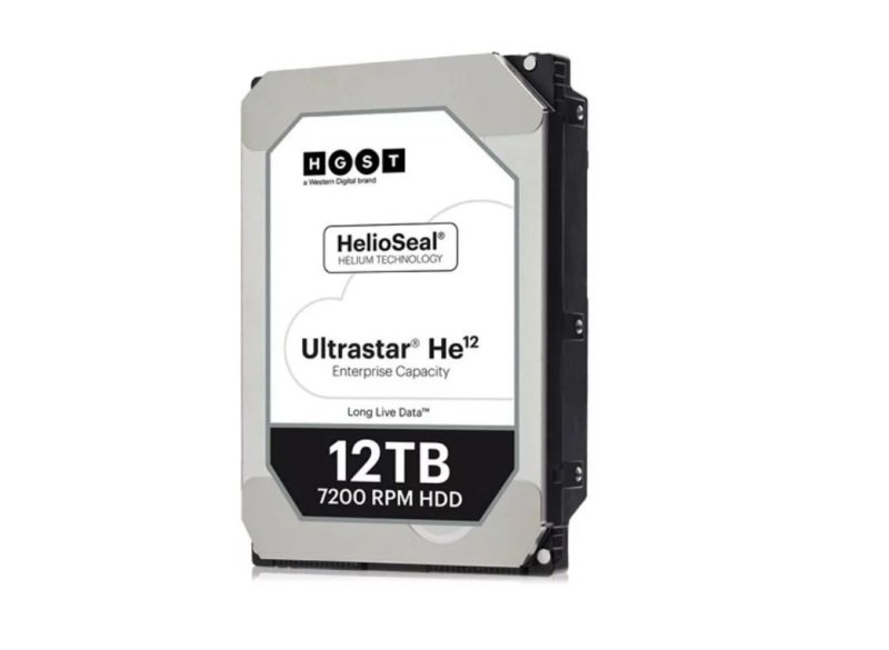 Western Digital Ultrastar 12TB Hard drive