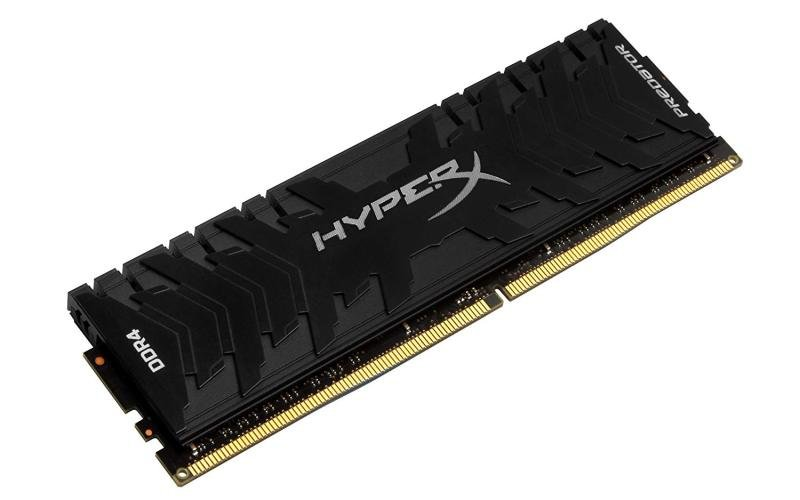 HyperX Predator Black 16GB 3000MHz DDR4 Memory